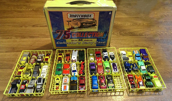 $_32 & 16 of the Coolest ways to store and display toy Cars u2013 Kids are the ...